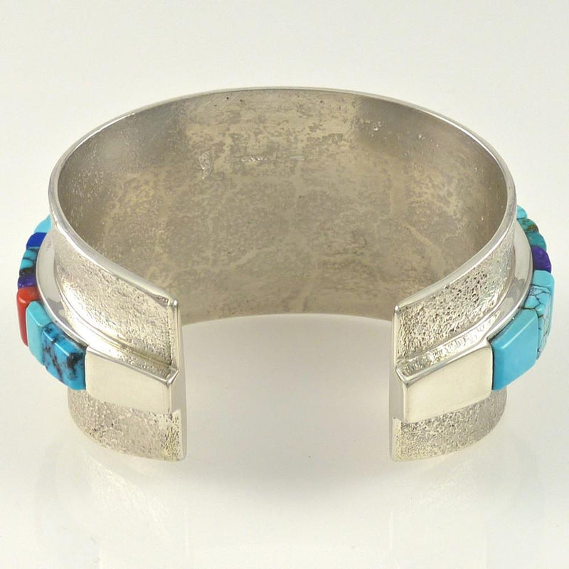 Multi-Stone Inlaid Bracelet - Jewelry - Sonwai - 6