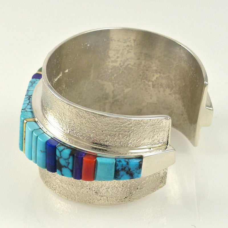 Multi-Stone Inlaid Bracelet - Jewelry - Sonwai - 7