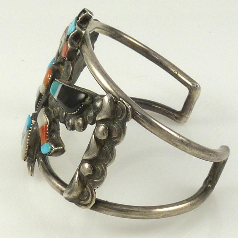 1940s Knifewing Cuff - Jewelry - Vintage Collection - 3