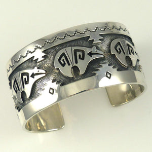 Bear Cuff - Jewelry - Dina Huntinghorse - 1