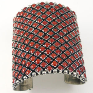 Coral Row Cuff - Jewelry - Alice Lister - 1