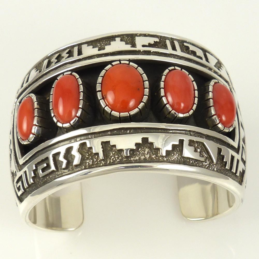 Coral Cuff - Jewelry - Michael Perry - 1
