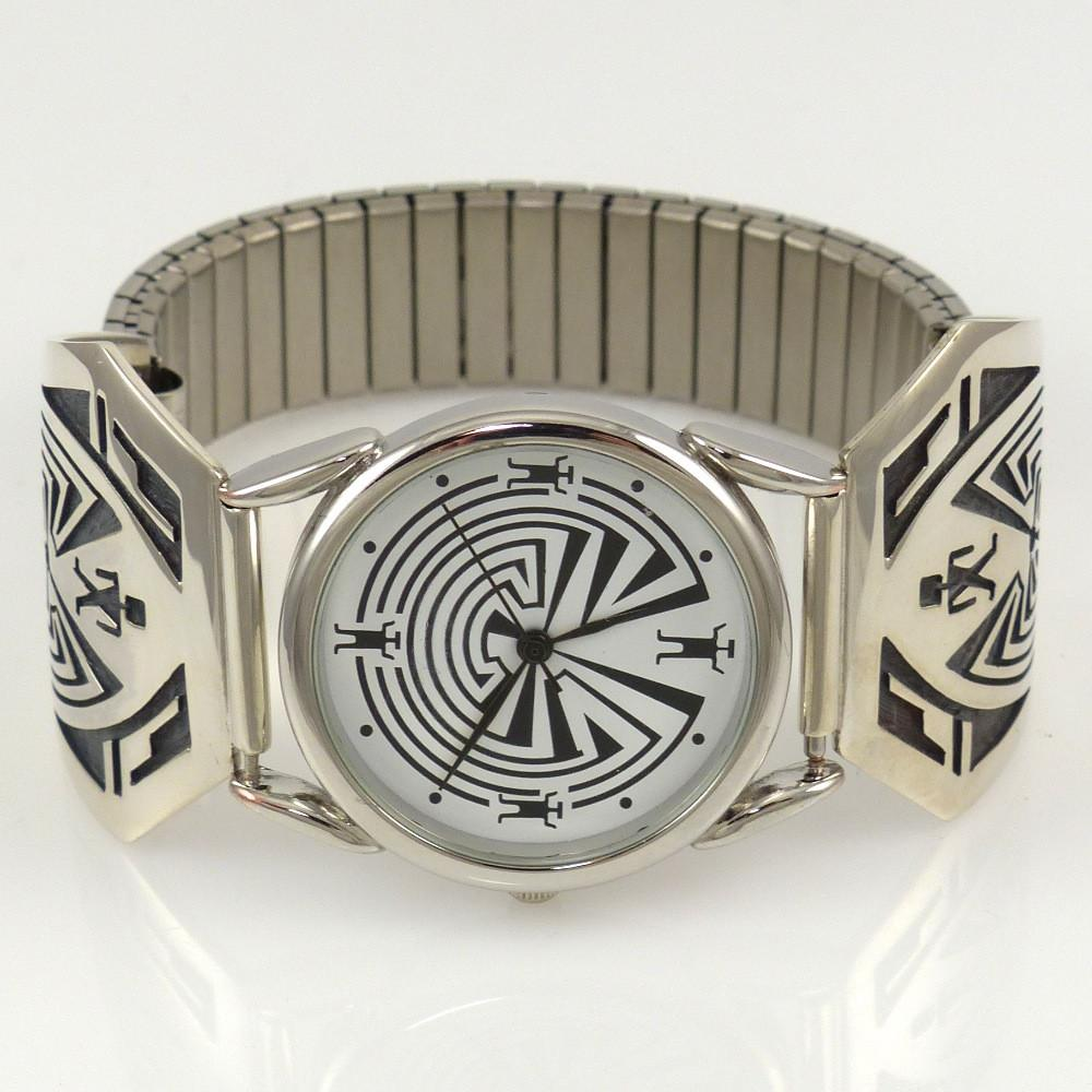 """Man in the Maze"" Watch - Jewelry - Pat Tewawina - 1"