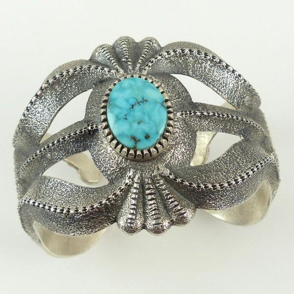 Kingman Turquoise Cuff - Jewelry - David Lister - 1