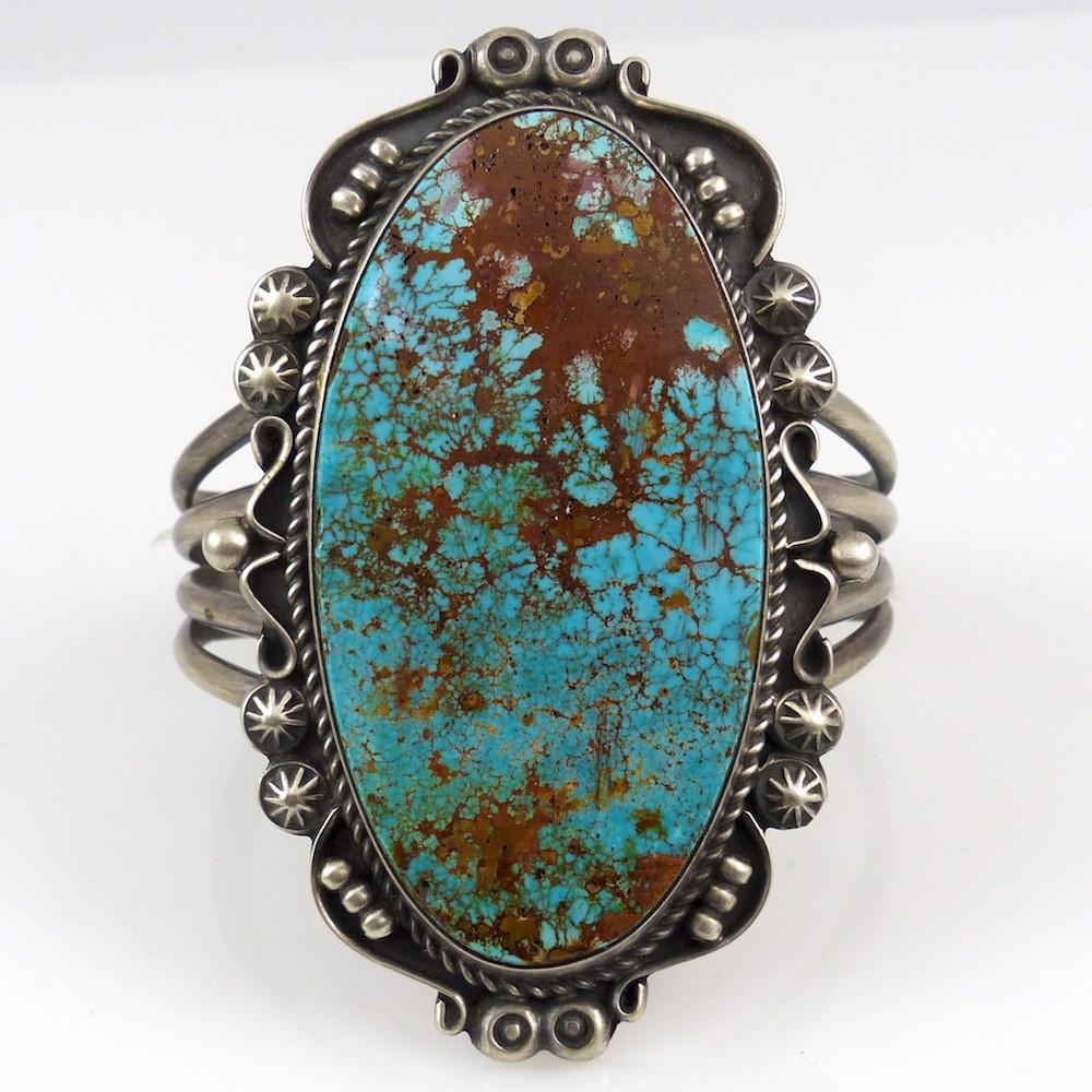 Turquoise Cuff - Jewelry - Old Style - 1