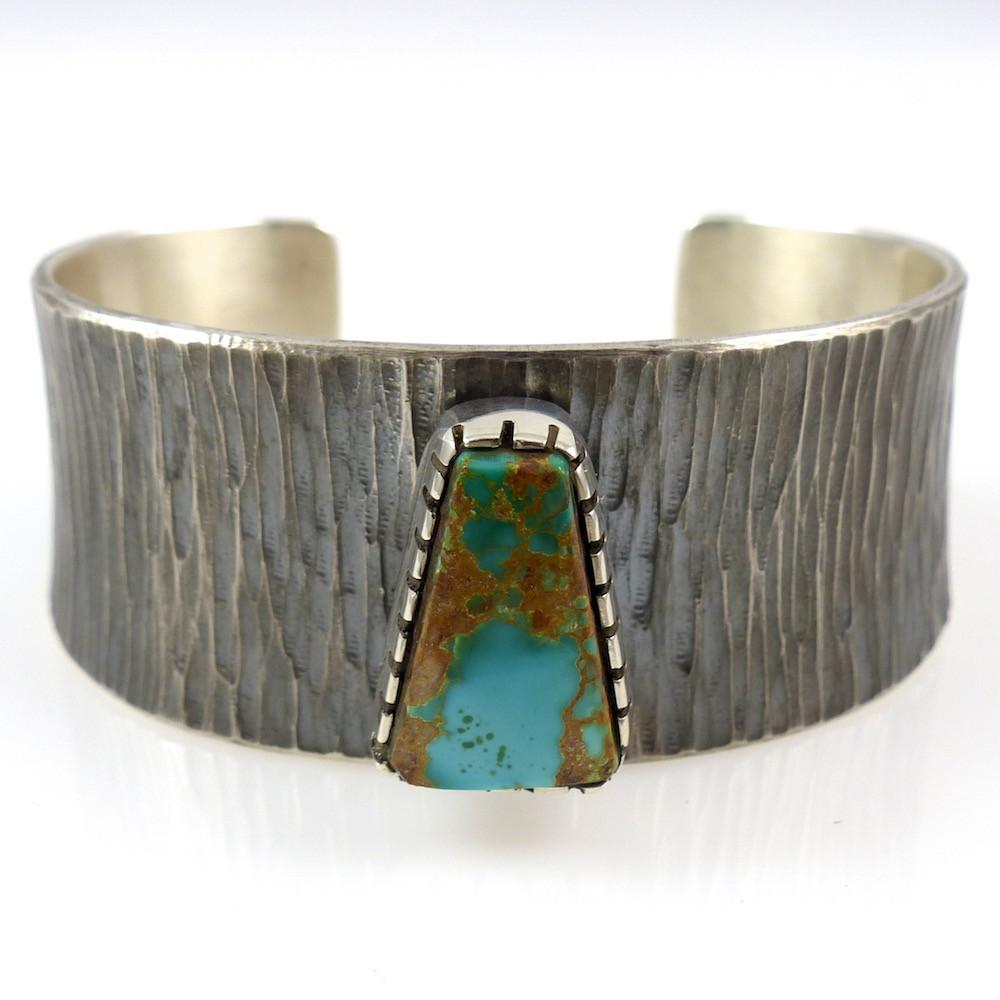 Royston Turquoise Cuff - Jewelry - Pete Johnson - 1