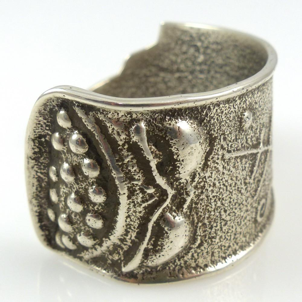 Tufa Cast Cuff - Jewelry - Jonah Hill - 1