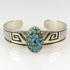 Kingman Turquoise Cuff - Jewelry - Sam Gray - 1
