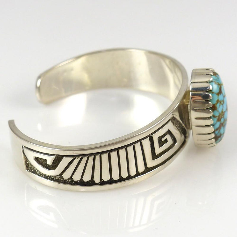 Kingman Turquoise Cuff - Jewelry - Sam Gray - 2