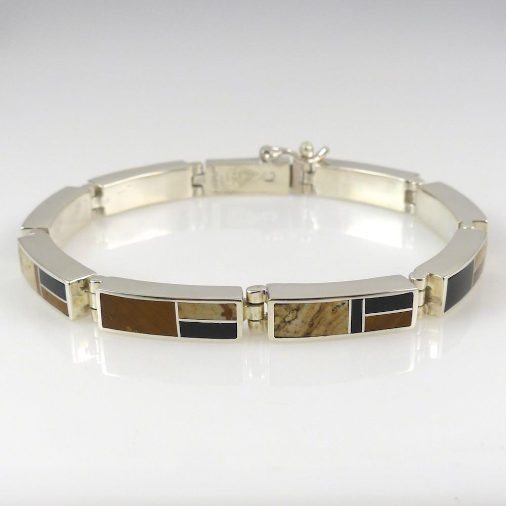 Native Earth Link Bracelet - Jewelry - Tim Charley - 1