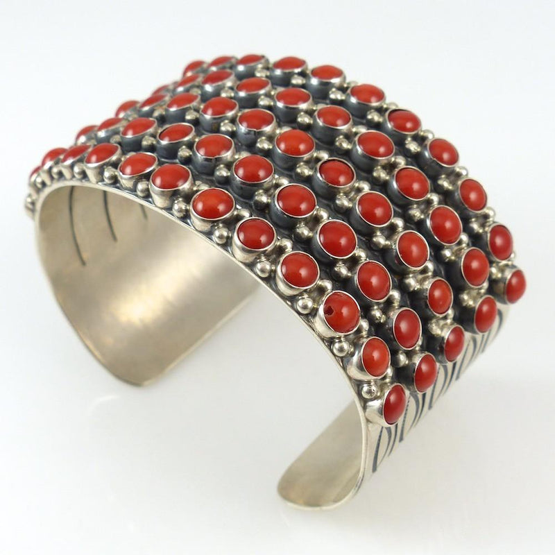 Coral Cuff - Jewelry - Don Lucas - 2