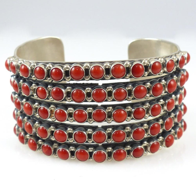 Coral Cuff - Jewelry - Don Lucas - 3