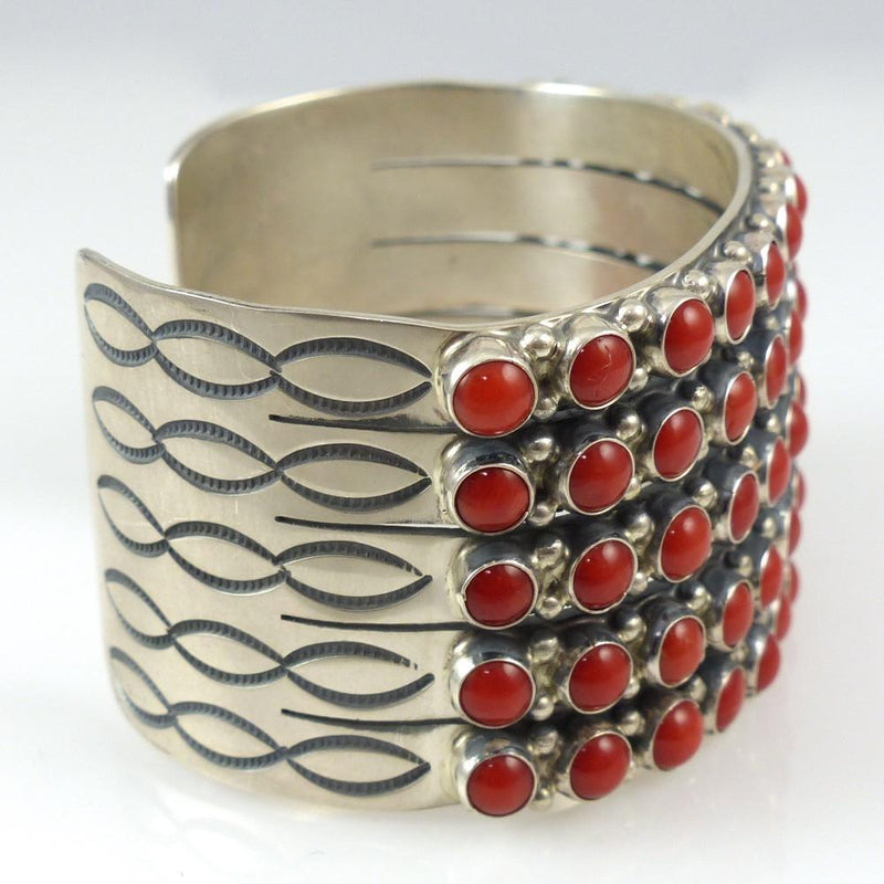 Coral Cuff - Jewelry - Don Lucas - 5