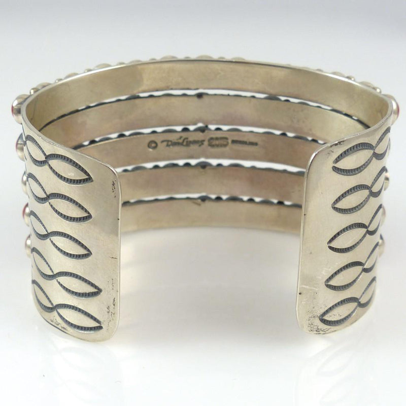 Coral Cuff - Jewelry - Don Lucas - 6