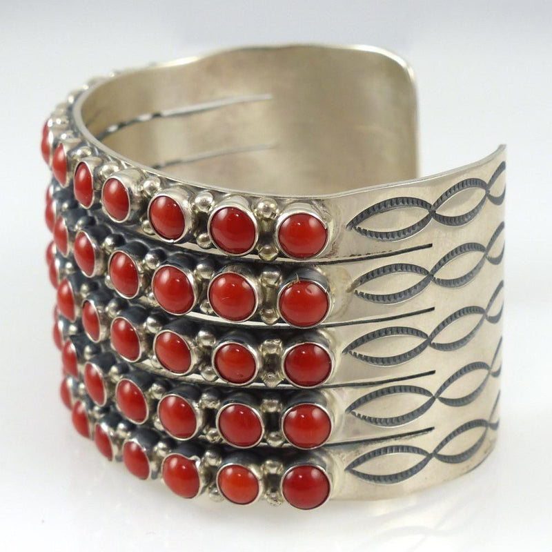 Coral Cuff - Jewelry - Don Lucas - 4