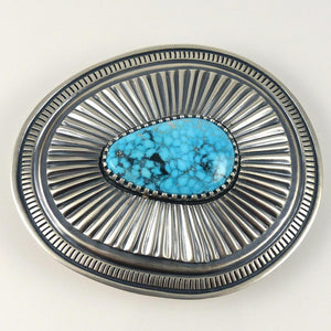 Turquoise Buckle - Jewelry - Allison Lee - 1