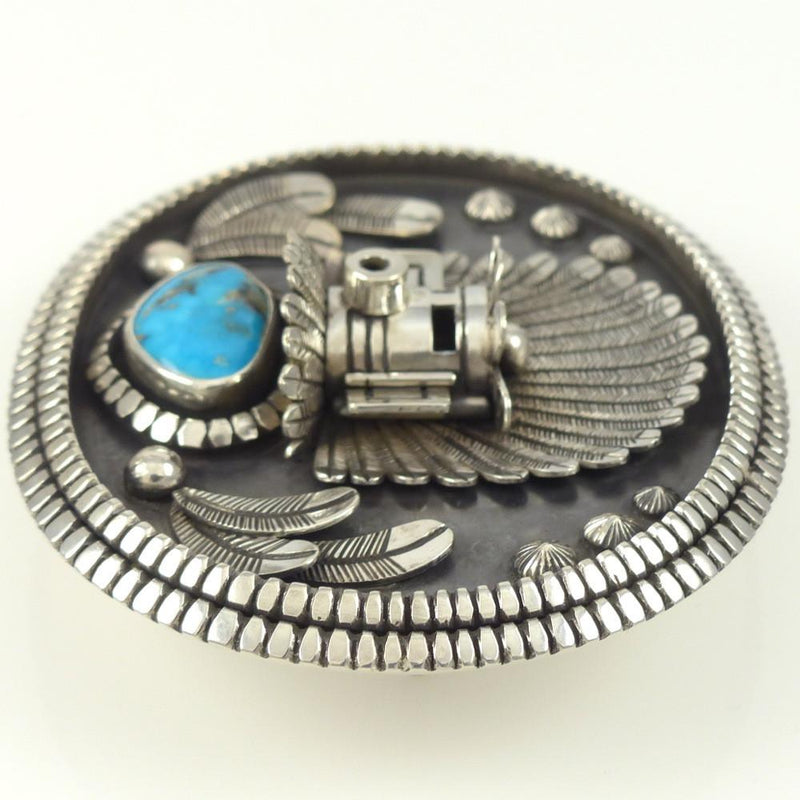 Morning Kachina Buckle - Jewelry - Toby Henderson - 3