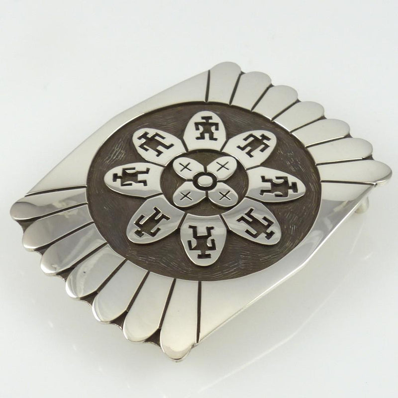 Silver Friendship Buckle - Jewelry - Jerry Whagado - 2