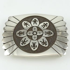 Silver Friendship Buckle - Jewelry - Jerry Whagado - 1