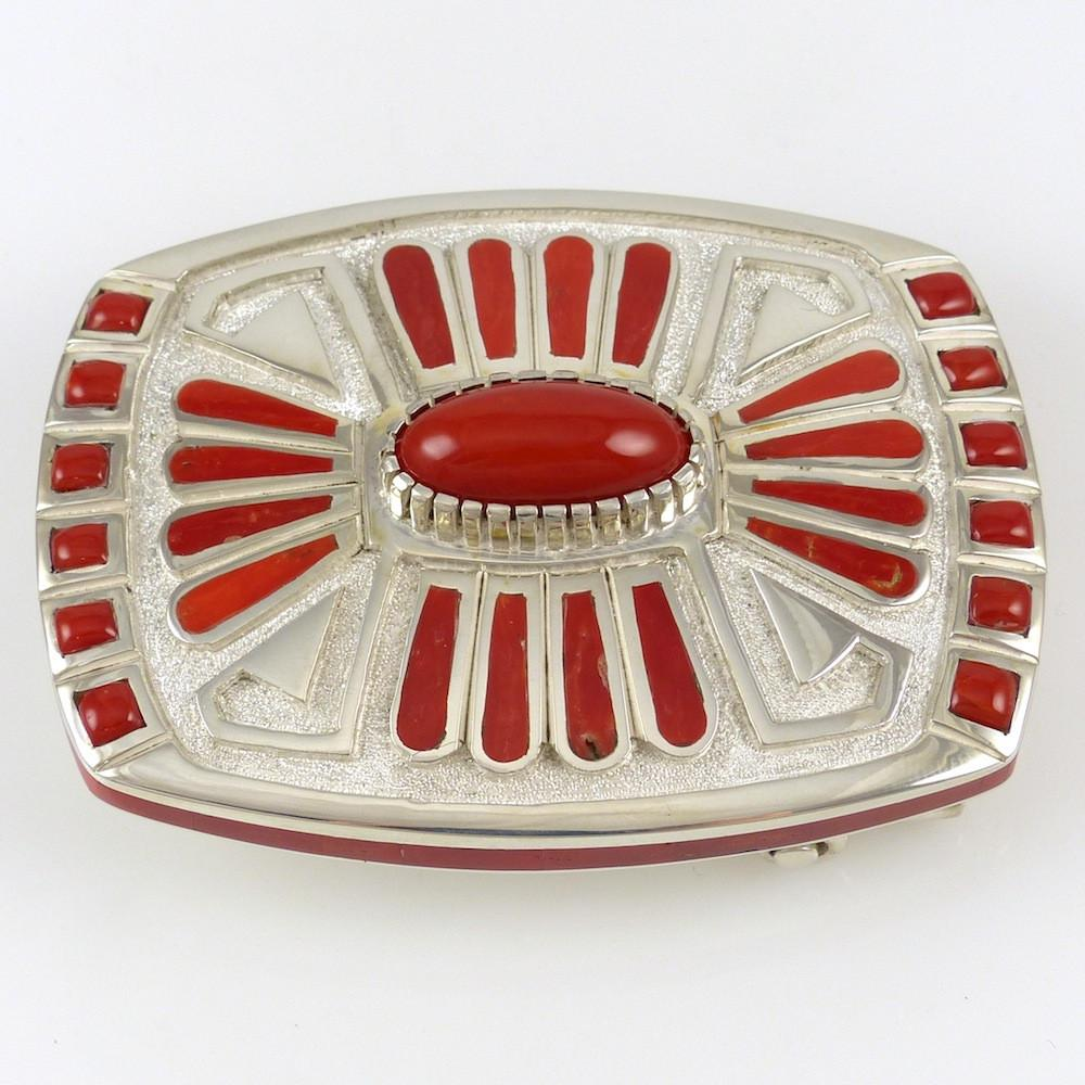 Coral Buckle - Jewelry - Michael Perry - 1
