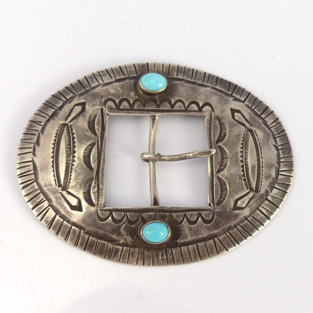 Turquoise Buckle - Jewelry - Vintage Collection - 1