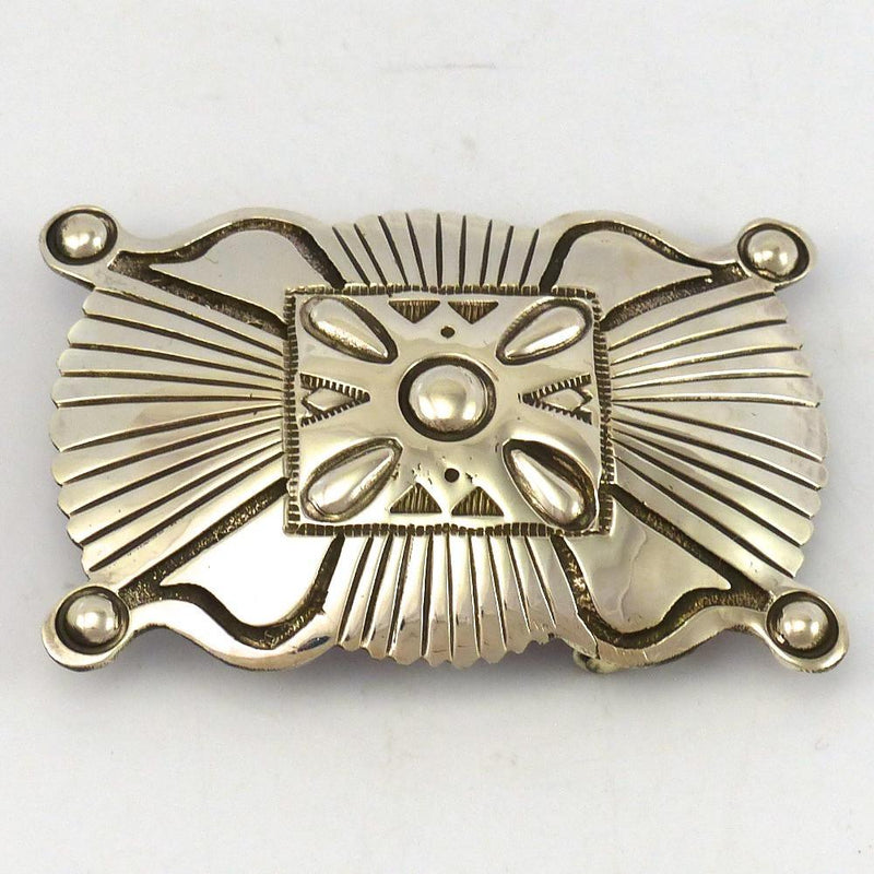 Silver Ketoh Buckle - Jewelry - Christian Brown - 1