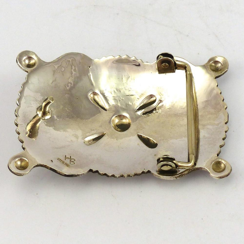 Silver Ketoh Buckle - Jewelry - Christian Brown - 3