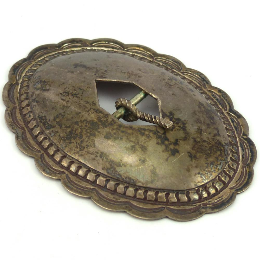 First Phase Concha Buckle, Vintage Collection, Jewelry, Garland's Indian Jewelry
