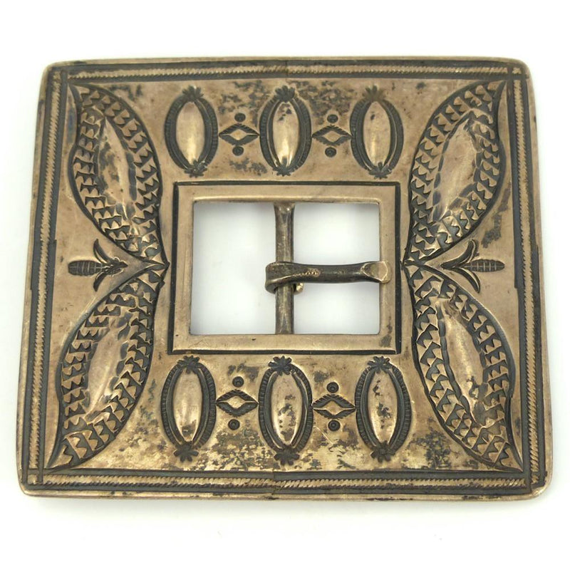 Ketoh Buckle, Vintage Collection, Jewelry, Garland's Indian Jewelry