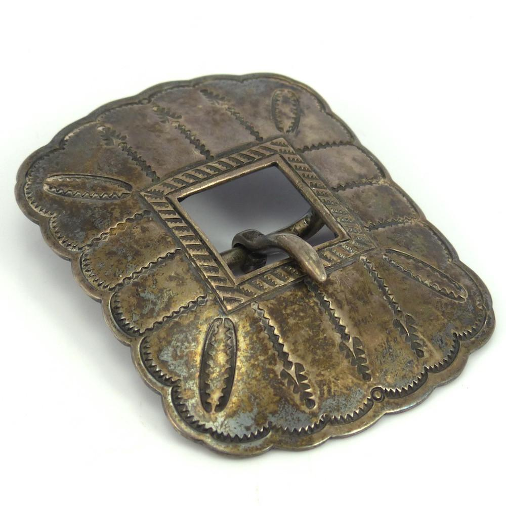 Vintage Buckle, Vintage Collection, Jewelry, Garland's Indian Jewelry
