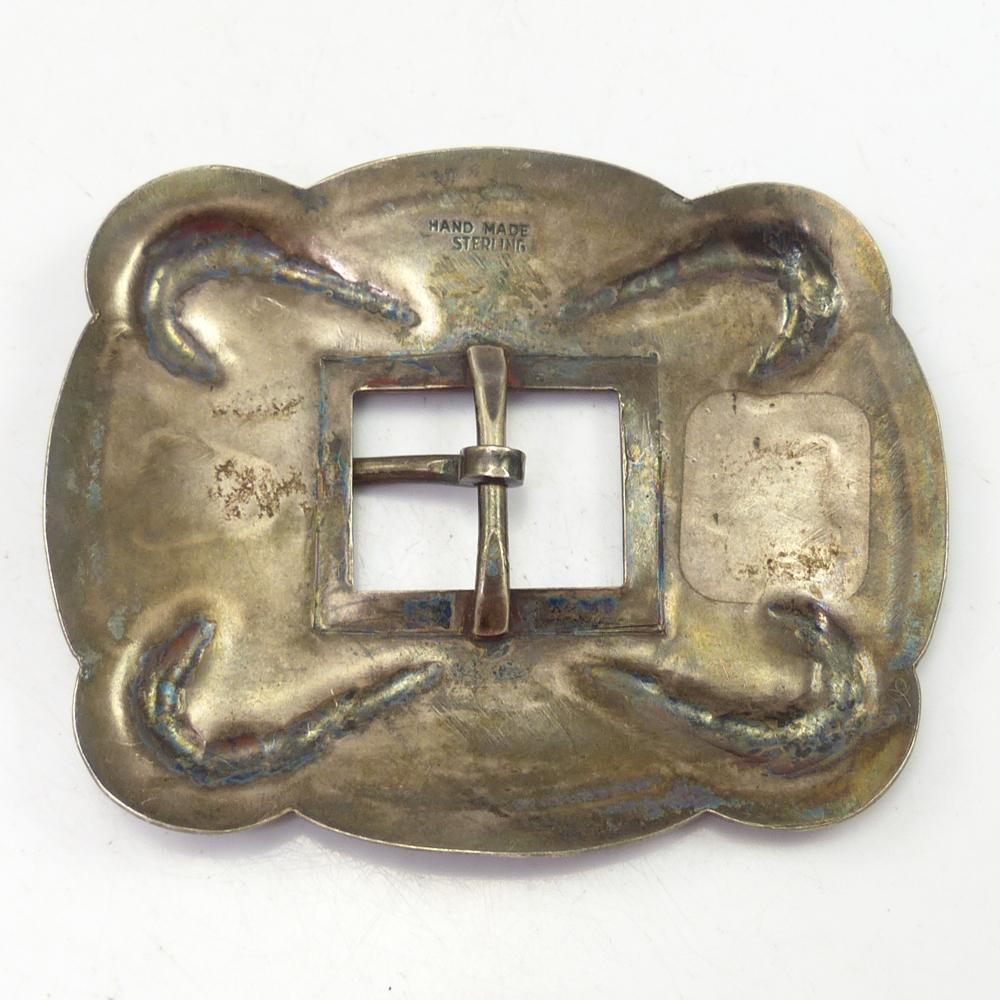 Stamped Belt Buckle