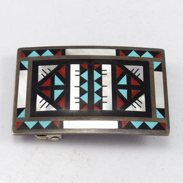 1970s Inlaid Buckle