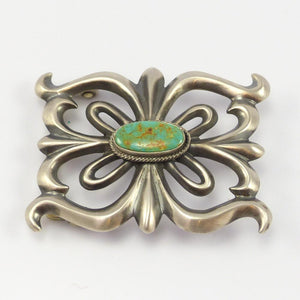 Kings Manassa Turquoise Buckle