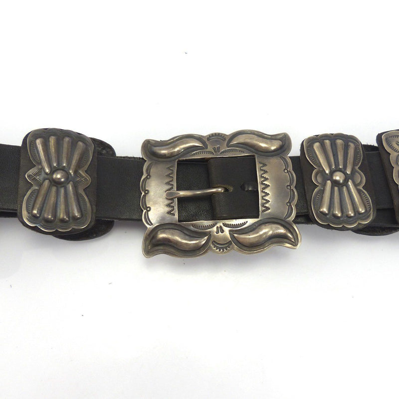 1980s Concha Belt, Vintage Collection, Jewelry, Garland's Indian Jewelry