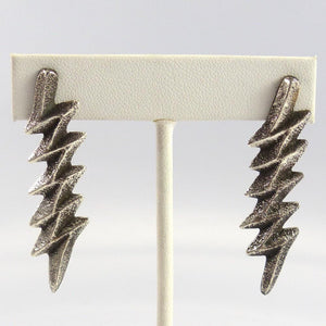 Lightning Earrings - Jewelry - Noah Pfeffer - 1