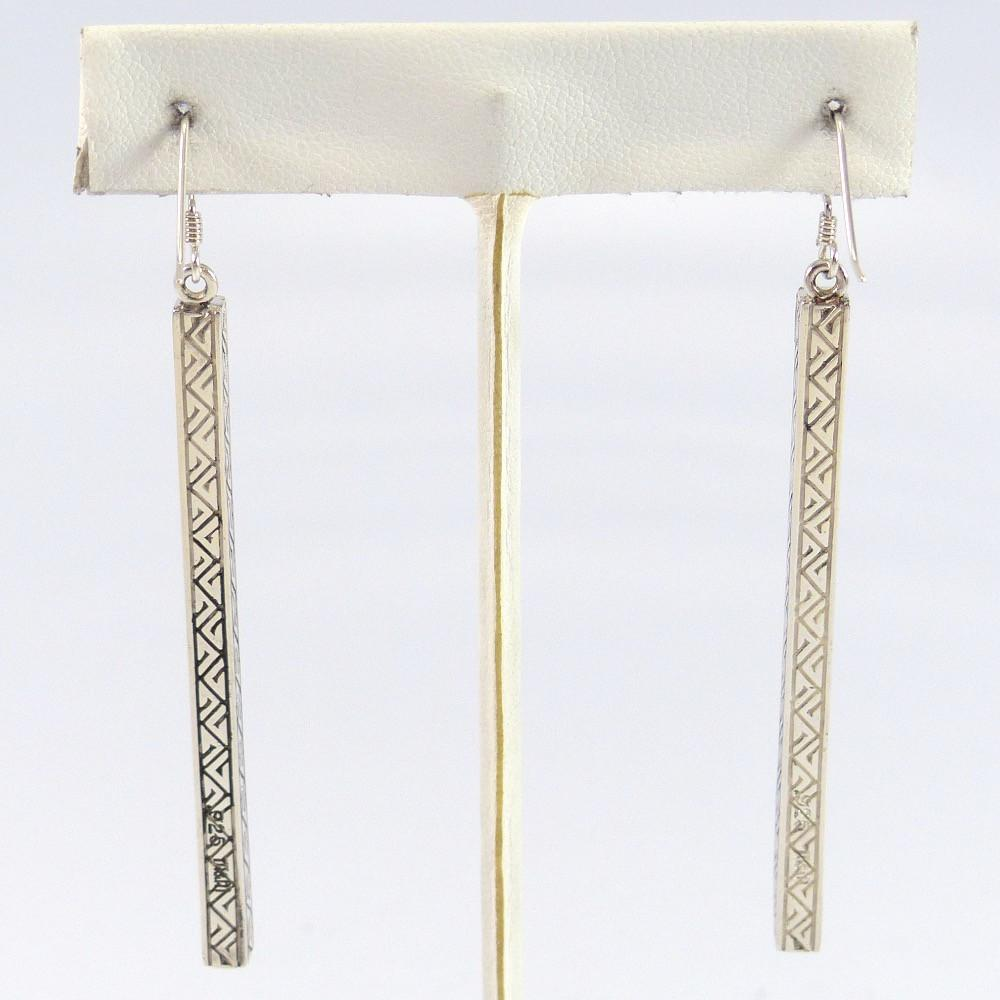 Dancing Stick Earrings - Jewelry - Melanie and Michael Lente - 1