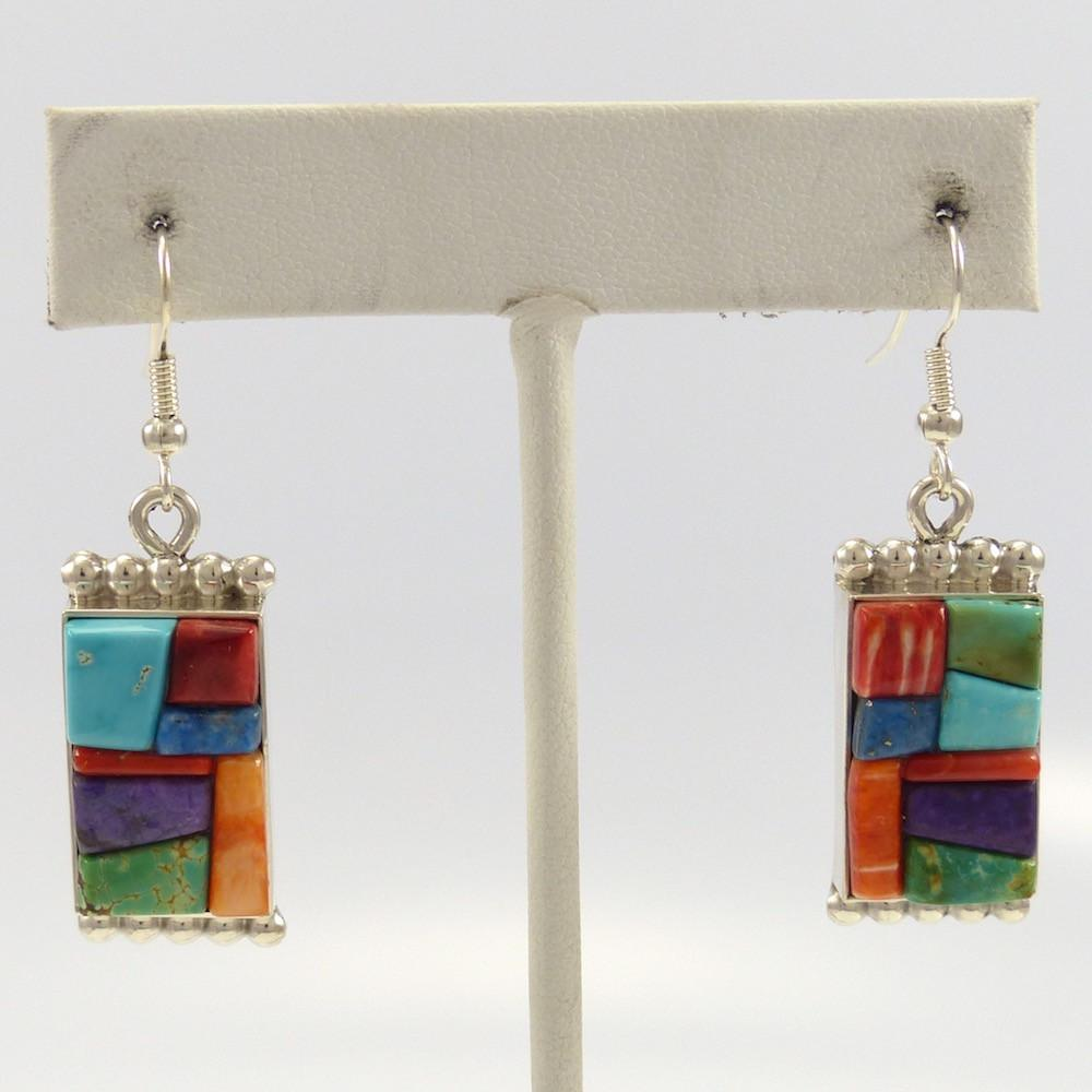 collections stewart yellowhorse earring type french hook