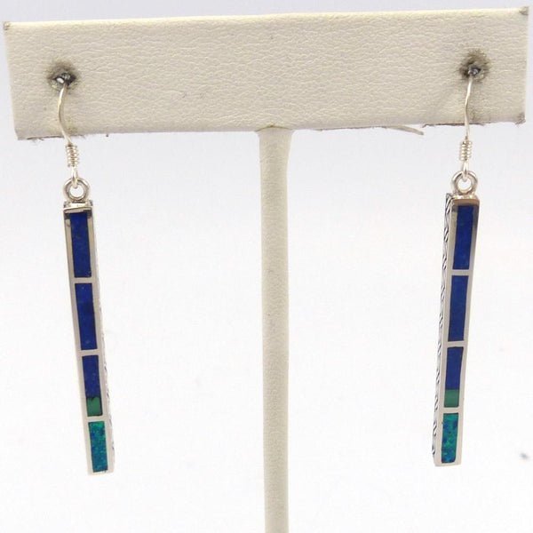 Dancing Stick Earrings, Melanie and Michael Lente, Jewelry, Garland's Indian Jewelry
