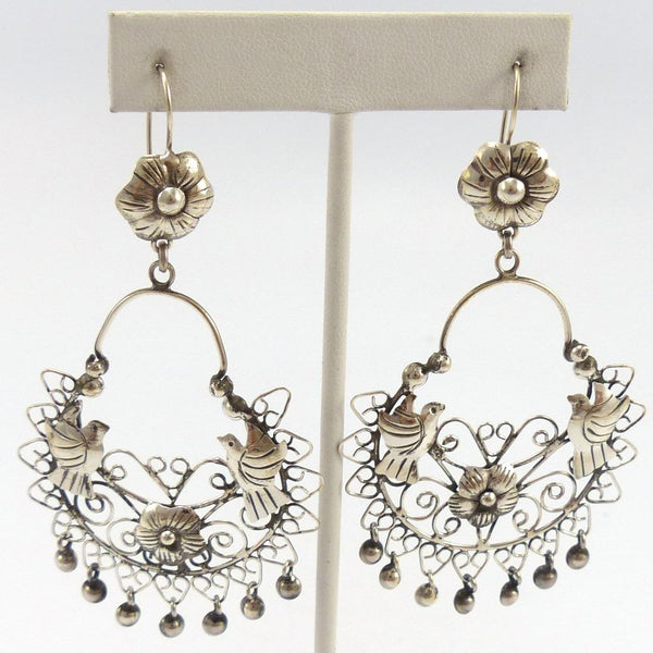 Frida Kahlo Earrings, Arturo Salazar, Jewelry, Garland's Indian Jewelry