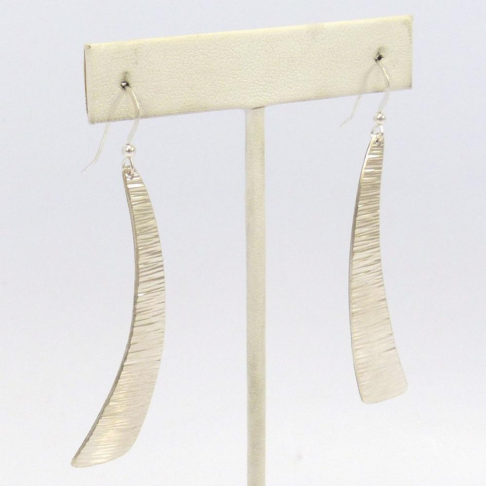 Rain Texture Earrings