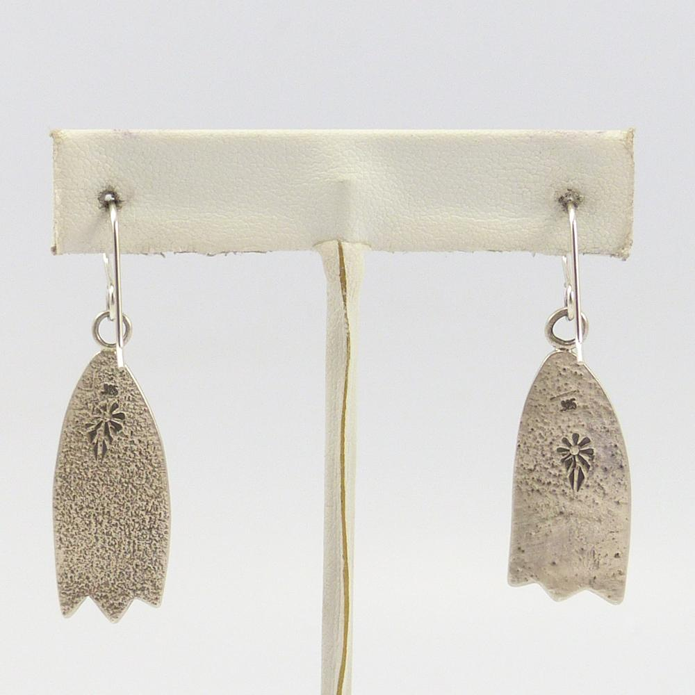 Dinosaur Bone Earrings