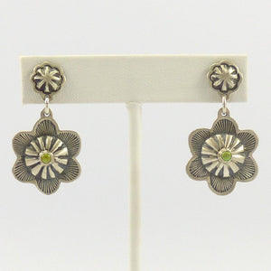 Gaspeite Earrings