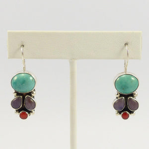 Mulit-Stone Earrings