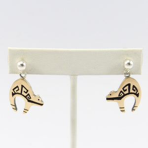 Humpback Bear Earrings