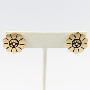 Sunface Earrings