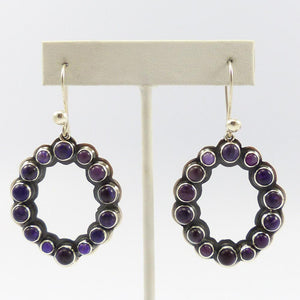 Sugilite Earrings