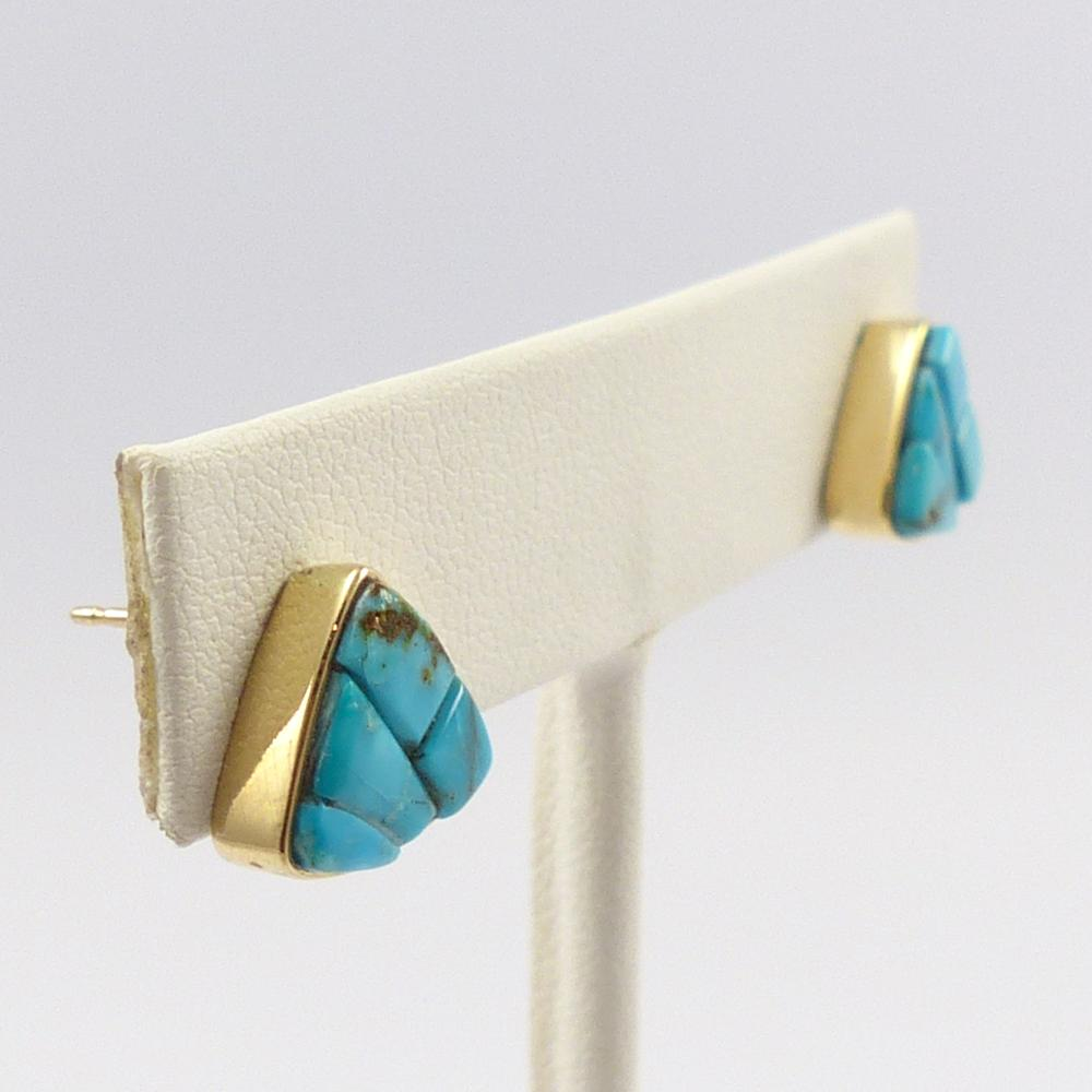 Godber Turquoise Earrings