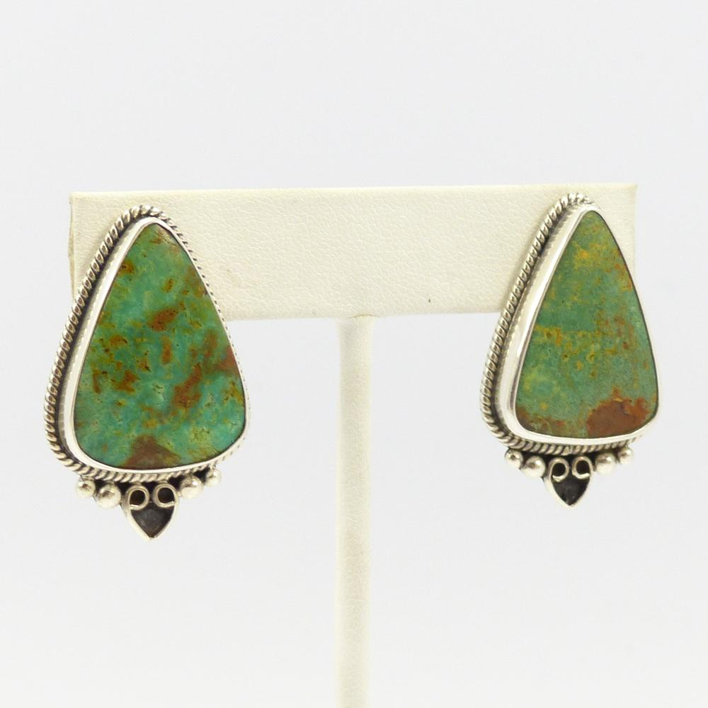 Kings Manassa Turquosie Earrings