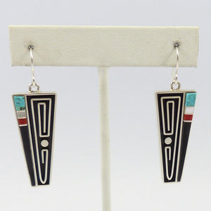 Inlaid Earrings