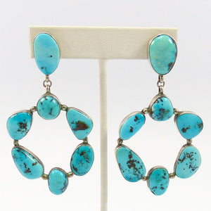 Turquosie Earrings